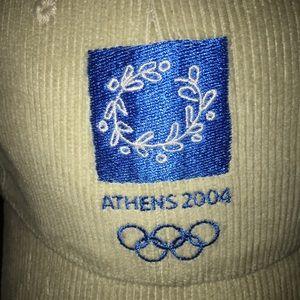 Vintage Accessories - Athens 2004 Olympics Cap
